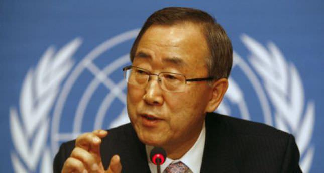 UN chief proposes seven-day ceasefire in Gaza