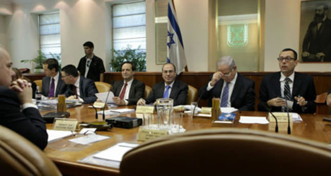 Israel's cabinet to extend cease-fire for 24 hours