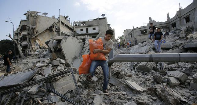 Israel rejects UN request for a 24-hour Gaza ceasefire