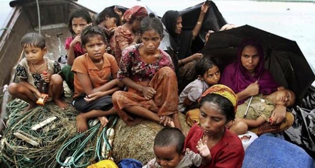Turkey helps Rohingyans