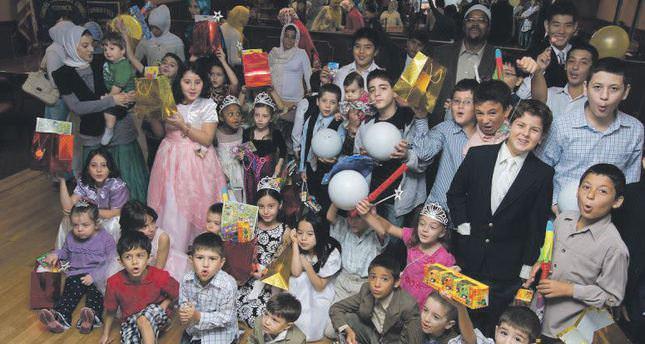 Celebrating Eid in harmony