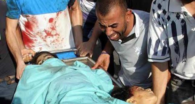 Gaza's main hospital hit by Israeli airstrikes: Palestinian officials