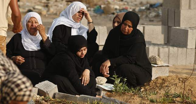 Hamas: No ceasefire until Gaza siege is lifted