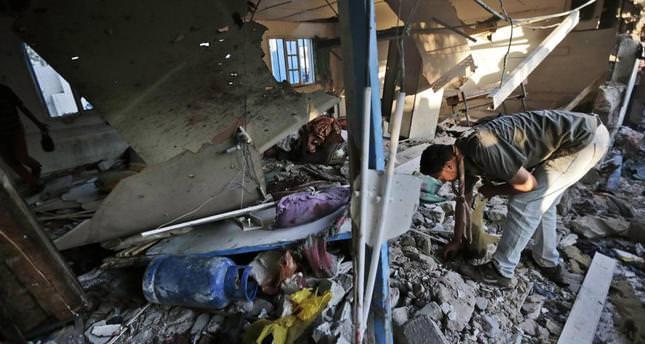 Israeli strike on UNRWA school kills at least 15