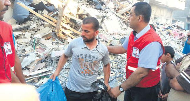 Turkey's medical aid reaches Gaza amid Israeli aggression