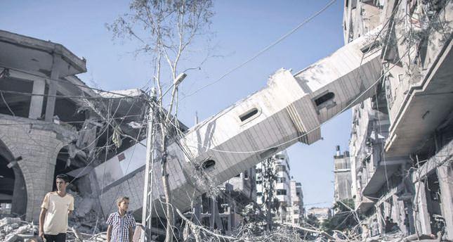 Israel seeks to make Gaza uninhabitable