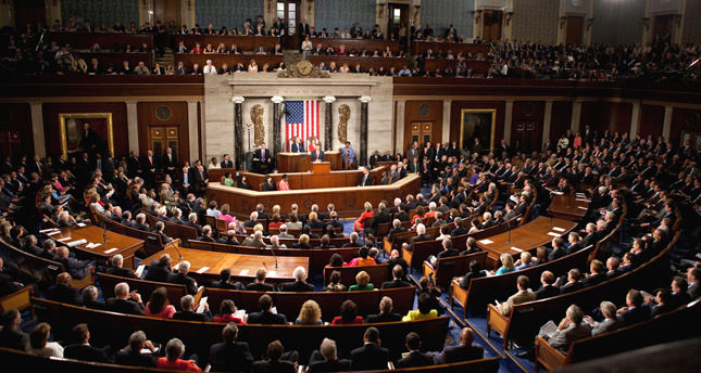 House of Rep. pass resolution to sue President Obama