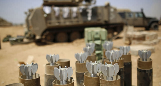 US provides Israel with additional munitions for Gaza offensive