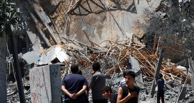 5235 Gaza homes destroyed by Israel