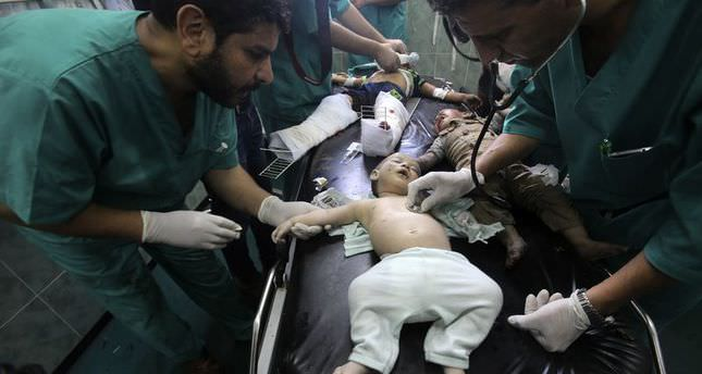 Gaza death toll from Israeli offensive crosses 1500