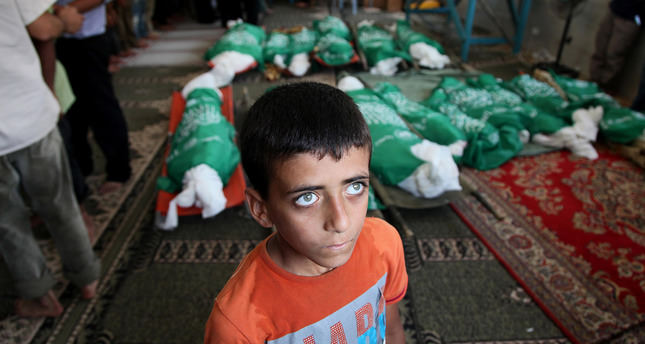 Since 1948 Israel has targeted civilians, numbers indicate