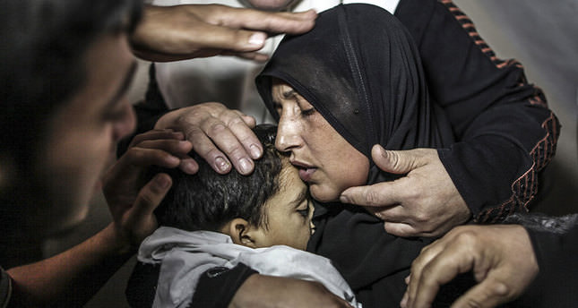 Gaza's death toll rises to 1712