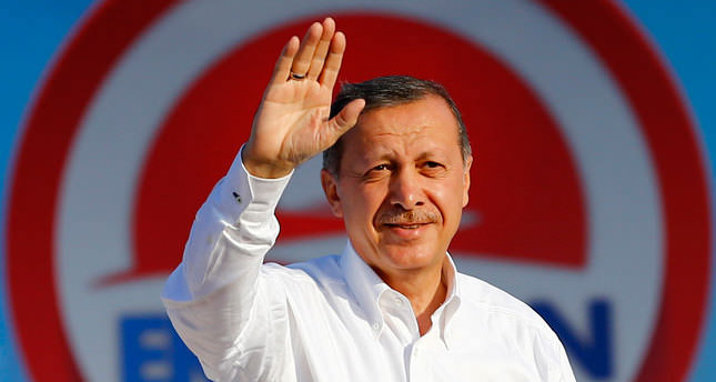 Presidential candidate, PM Erdoğan's campaign ad for the elections