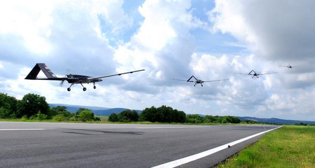 Turkey breaks national record for longest drone flight