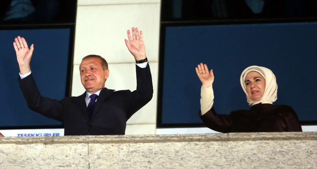 Erdoğan expected to reveal the codes of his presidency in balcony speech
