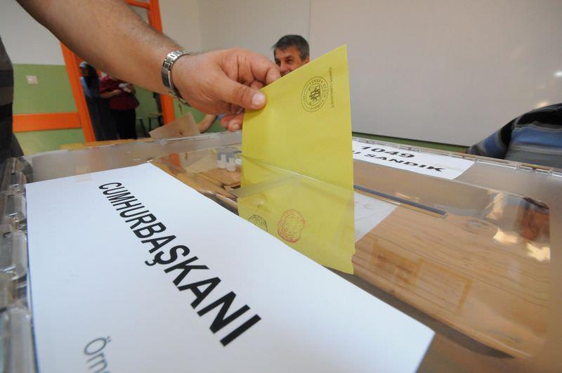 Presidential election polls close in Turkey