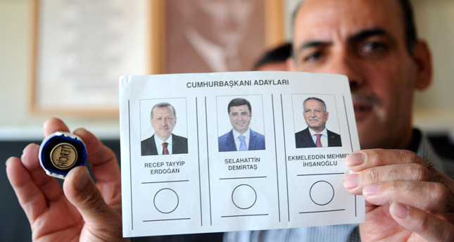 First direct presidential election in Turkey's 91-year history