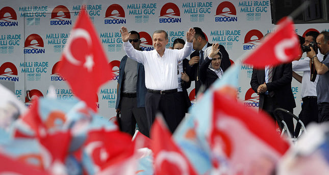 People choose Erdoğan as president, Turkey enters new era