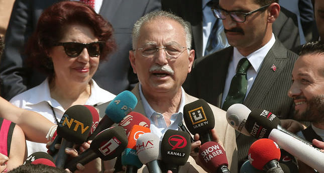 Joint candidate accepts defeat in presidential elections