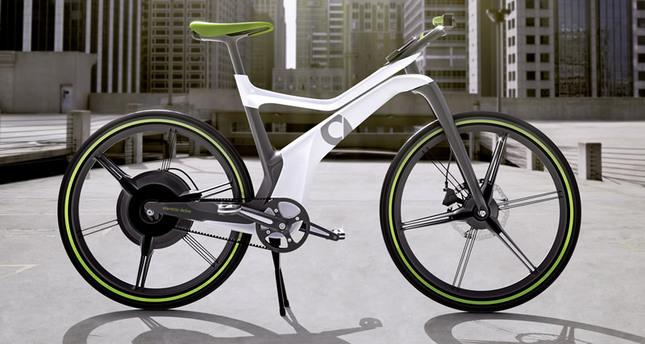 Smart bike for the wise traveler