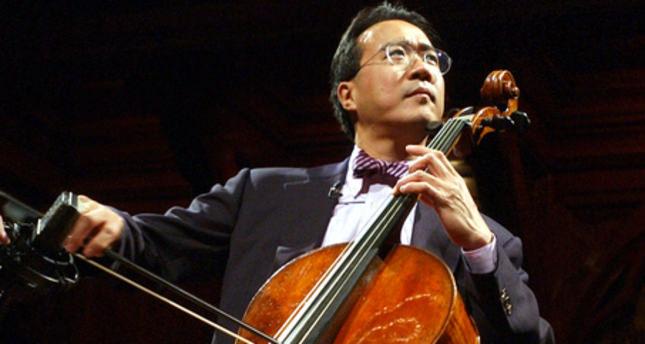 Citaten Yo Yo Ma : World renowned cellıst yo ma to perform in istanbul