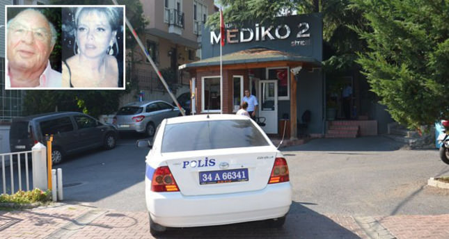 Turkey's well-known Jewish business power couple viciously murdered