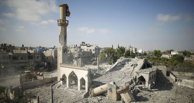 Gaza groups agree to one-month ceasefire proposal