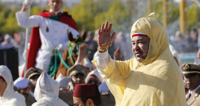 Moroccan king mistaken as human trafficker