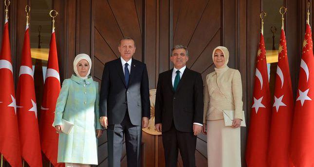 Erdoğan sworn in as first directly elected president of Turkey
