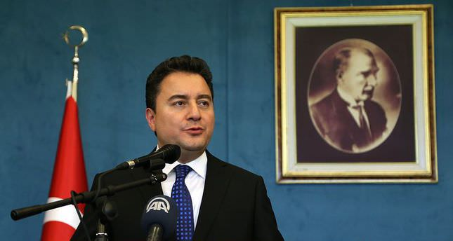 Babacan: the only minister to serve in all AK Party gov'ts since 2002
