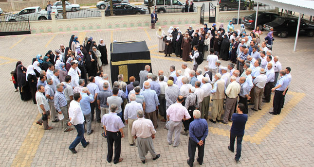 Turkey's Muslims set to begin Hajj journey