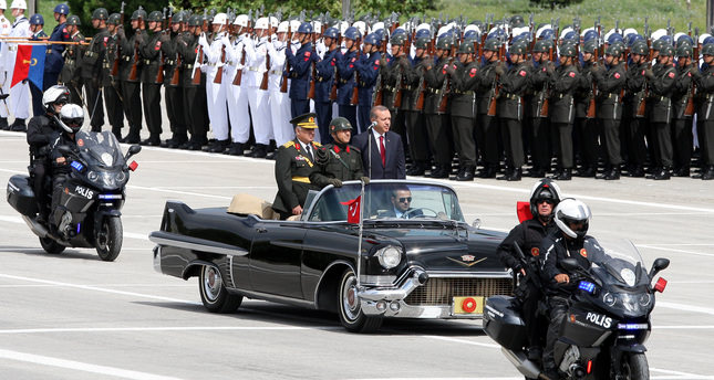 Turkey celebrates 92nd anniversary of Victory Day
