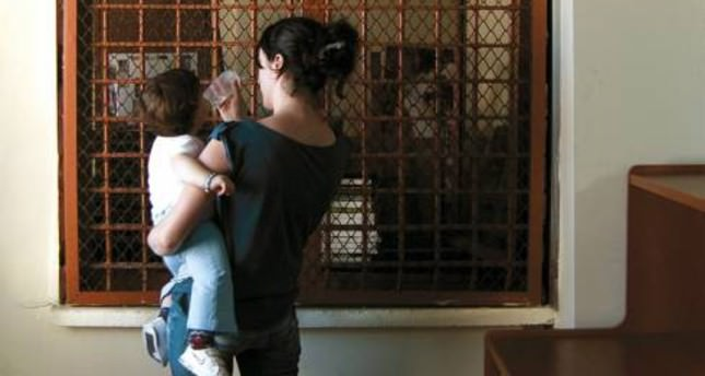 Ministry says 334 children in prison with convicted mothers