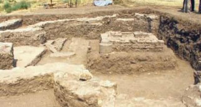 Turkish archologists find ancient Roman church in Kosovo
