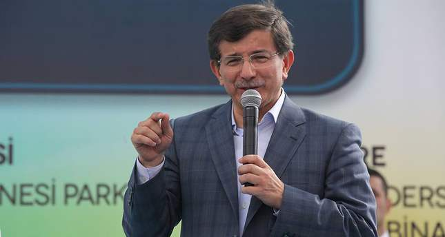 Davutoğlu calls on opposition parties to be more involved in Parliament