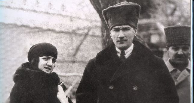 Latife Hanım More Than Just The Wife Of Atatürk Daily Sabah