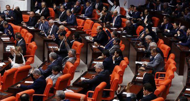 148-article Omnibus bill passes Turkish Parliament