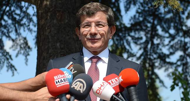 Davutoğlu: Only success story in Middle East is reconciliation process