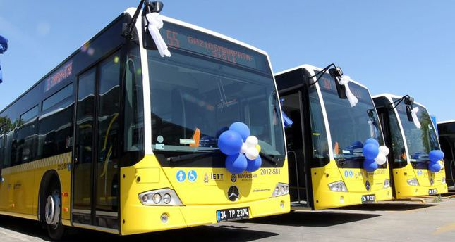 Activists call for women-only buses for Istanbul