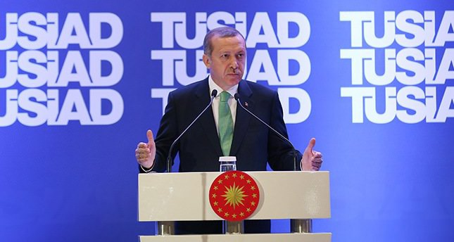 Erdoğan: Turkey advances despite falsified information