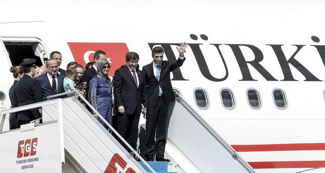 PM Davutoğlu: Turkish hostages seized by ISIS freed