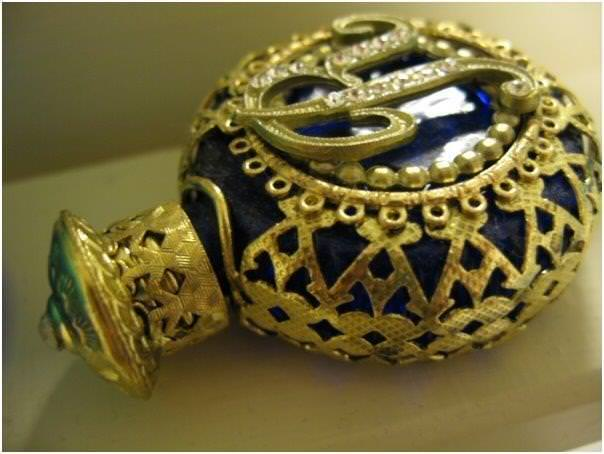 Sultan II. Abdulhamid's fragrance bottle