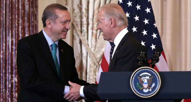 Erdoğan, Biden to discuss buffer-zone at UN