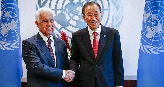 Northern Cyprus asks UN for summit