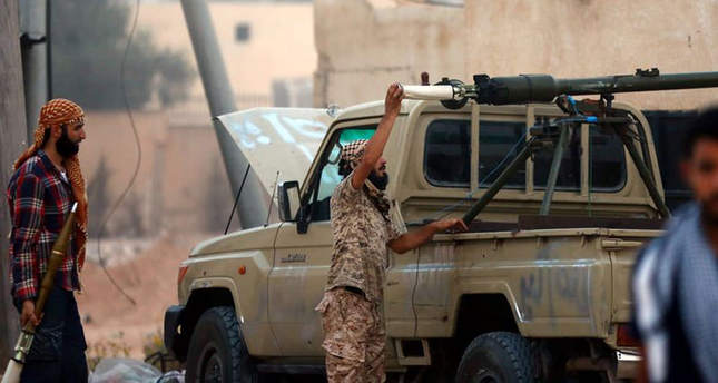 457 Turkish workers reported trapped amid clashes in Libya