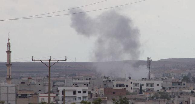 Fifth mortar shell hits border town, Suruç