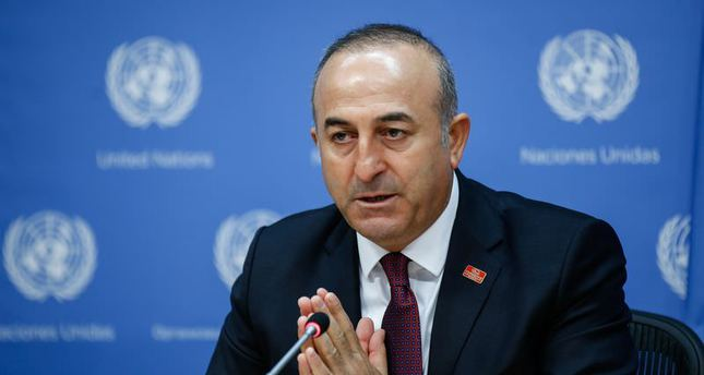Turkey calls for refugee safe zone in Syria