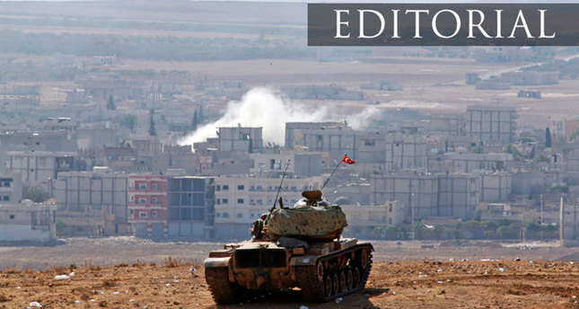 The case against Turkey's military engagement in Syria
