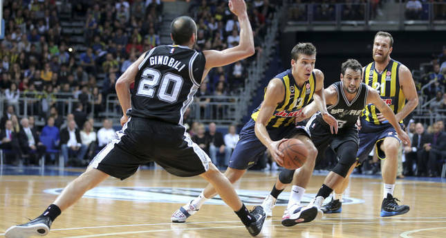 Obradovic shows his players San Antonio Spurs blueprint
