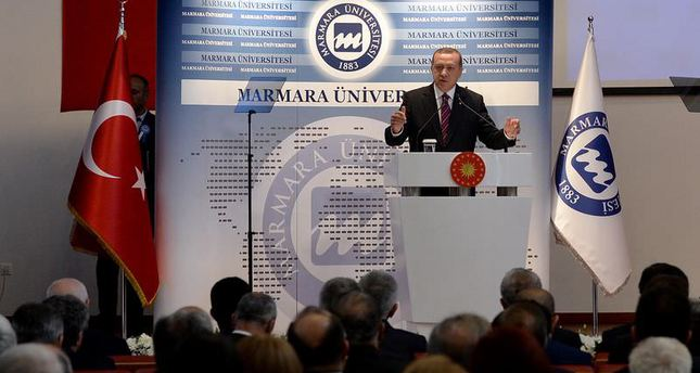 'Assad regime should be the main target,' President Erdoğan says